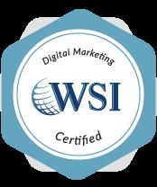 WSI Digital Marketing Certified